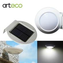 16LEDs Microwave Radar Motion Sensor Light LED Solar Light Wireless IP65 Outdoor Wall Lamp Security Spot Light
