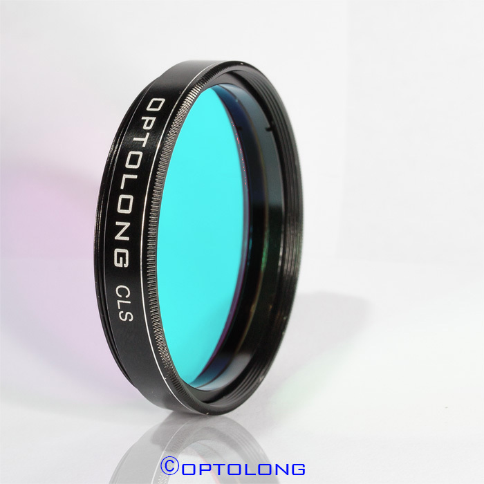 2 CLS DeepSky Filter for Telescope 2 Eyepiece - Cuts Light Pollution fk sports cls 824