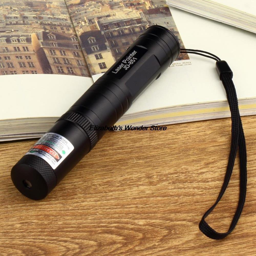 1Pcs 532nm Green laser 5mW RANGE Laser pointer High Power Laser pen