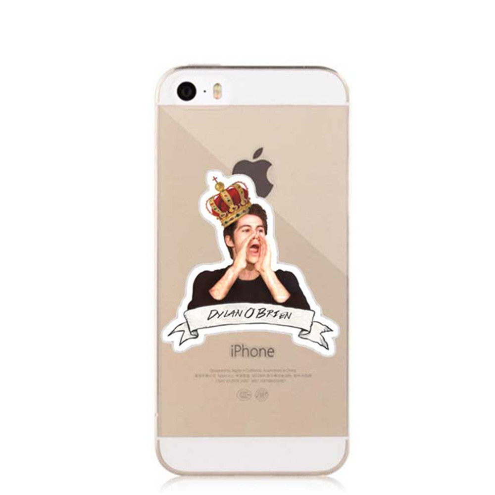 Dylan O'Brien hard phone case Cell Phones Cover Case for iphone 4 4S 5 5S 5C 6 6S 6Plus free shipping