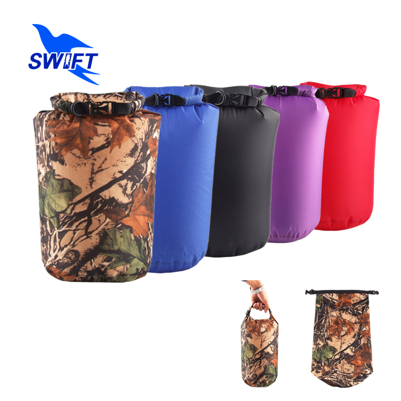 Large Capacity 6 Colors 75L Sports Waterproof Storage Dry Bag Pouch Floating Diving Camping Swimming Drifting Compression Bags