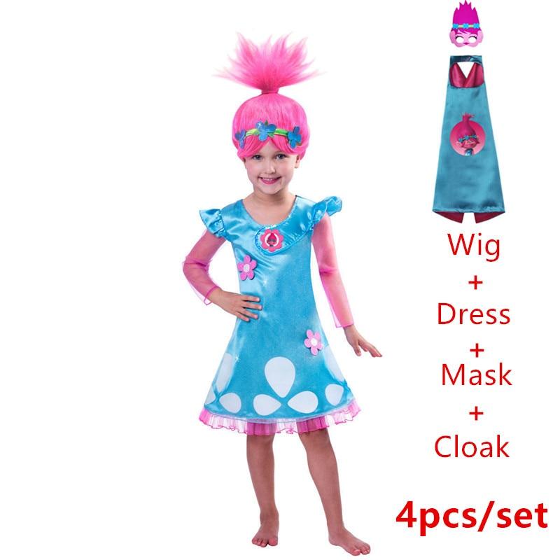 Magical Princess Vampire Girls Halloween Fancy Dress Kids Costume Ages 4-12 Yrs