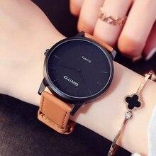 GIMTO Luxury Woman Watch – Simple Minimalism