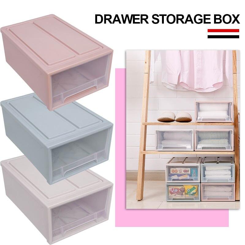 Drawer Box Storage Box 27*17*9.5cm Storage Cabinet Cloth Creative Nordic Style Practical Livingroom chain