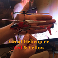 Copter Remote Control Toys Helicoptero de controle remoto a RC Helicopters Aircraft Drone 2 Colors ESS807