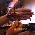 Juguetes de Control Remoto helicóptero Helicoptero de controle remoto un RC Helicópteros Aviones Drone 2 Colores ESS807
