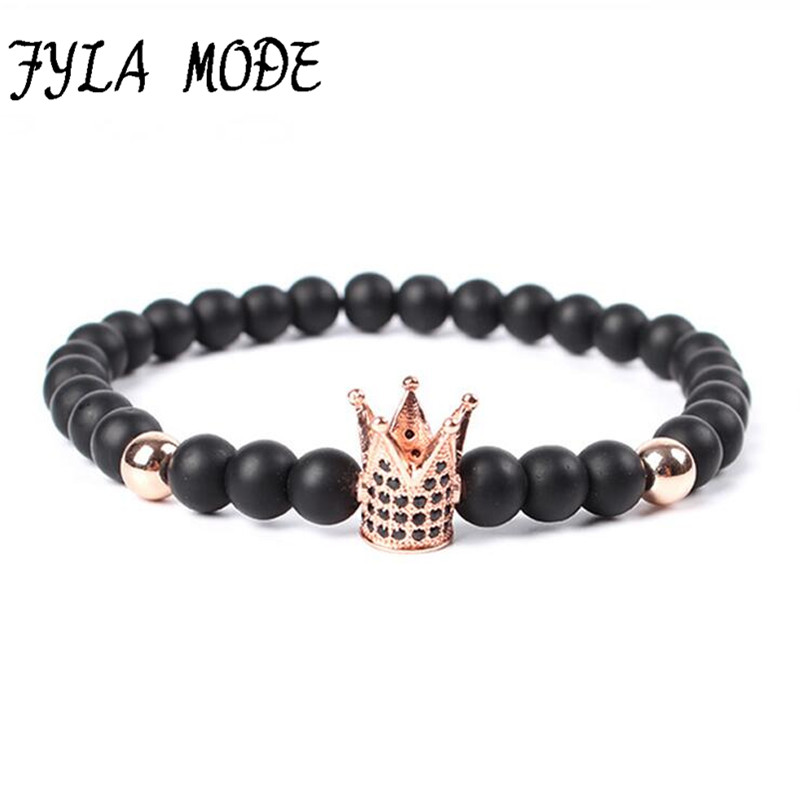 Fyla mode 2017 top fashion micro pave charm men women 39 s for Best mens jewelry sites