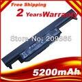 4400 mAh batería del ordenador portátil para asus K75 K75A K75V R400 R400D R400N R500A R500DR R500VD R700 azules R700A U57 U57A X45 X45A X55 X55A X55A X75