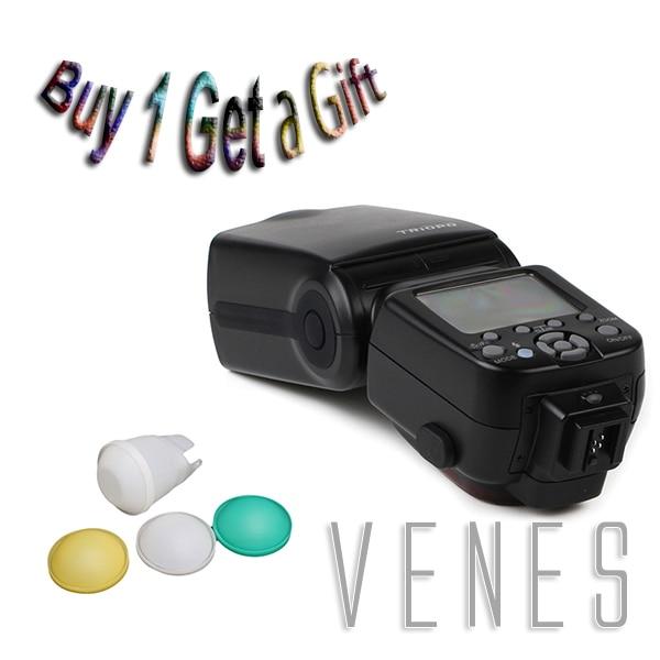 Special  buy 1 get 1Gift !!! TR-960 III Built-in 2.4G Wireless Flash Speedlite For Sony A99 A65 A57 A77 A900 A55 A35 A700 A580