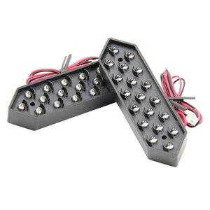 """Image 4 - Module daffichage des numéros Digita 10 """", panneaux LED 7 segments des Modules Module de prix du gaz LED rouge, jaune, vert, blanc 7 segments"""