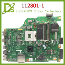 KEFU 11280-1 for dell 3520 DV15 MLK MB 11280-1 PWB:MXRD2 REV:A00 laptop motherboard FOR DELL INSPIRON 3520 HM75 100% tested