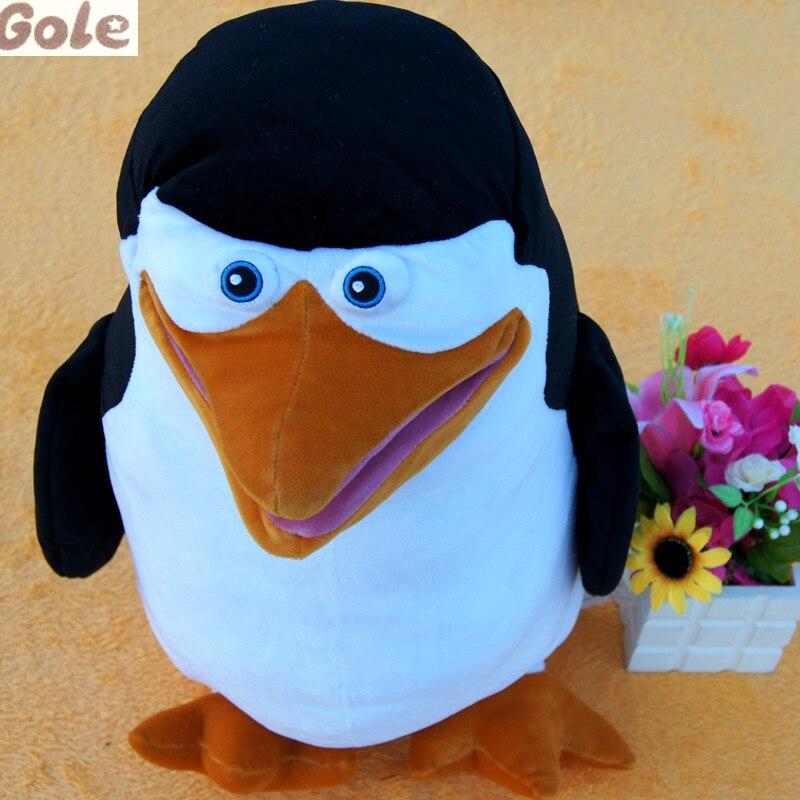 Madagascar Penguin Madagascar Plush Animals Tv Kids Doll Stuffed
