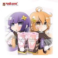JAPNA Magic Eyes LORI Innocent Anime silicone vagina pussy Male Masturbators adult sex toys for men Sex products,Adult toys
