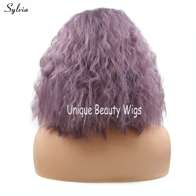 Sylvia Υψηλής Θερμοκρασίας Ινών μαλλιά - Συνθετικά μαλλιά - Φωτογραφία 4