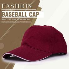 Homens da moda esporte Ajustável cap snapback tampão de golfe Boné de  Beisebol mulheres algodão primavera verão feminino masculi. 25dde08ba87