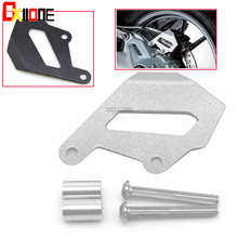 цена на Motorcycle Aluminum Alloy Rear Brake Caliper Protector Cover Guard  For BMW R 1200R LC 2015-2016 For BMW R 1200RS LC 2015-2016