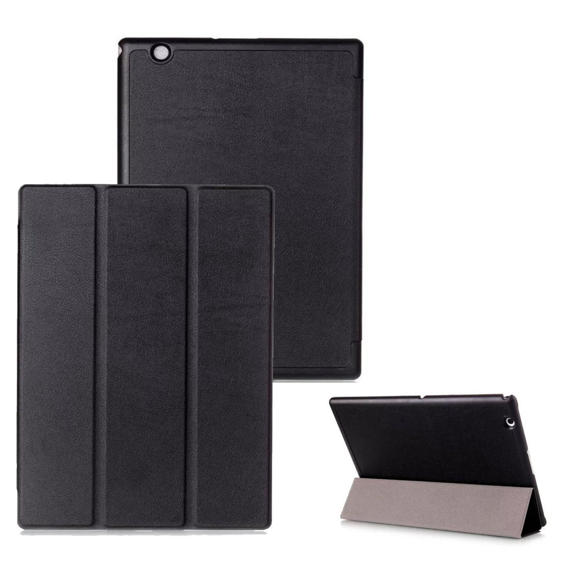 Ultra Slim Lightweight Smart Case Cover for Sony Xperia Z4 Tablet-PC with Auto Sleep/Wake Function (For Sony Xperia Z4 Tablet)