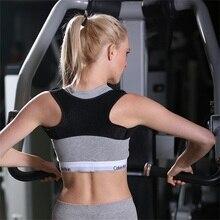 Upper Back Brace Support Belt Adjustable Posture Corrector Clavicle Spine Shoulder Lumbar Correction