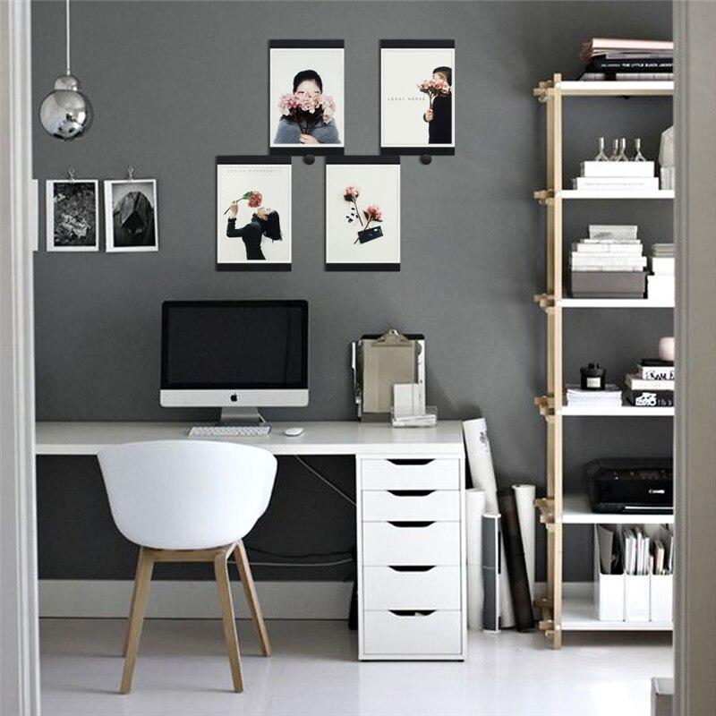 Stapelbar Foto Rahmen Hoch Transparente Wand DIY Collage ...
