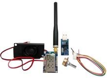 2 Set/lotto All in One Vhf Walkie Talkie Modulo Kit SA828 Vhf Fm Transceiver Modulo