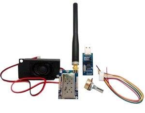 Image 1 - Kit de módulo de walkie talkie vhf todo en uno, transmisor VHF FM, 2 set/lote