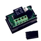 DC12V 20A Digital Temperature Controller DIY Intelligent Mini Thermostat Regulator with Waterproof Sensor 0.1 Celsius Accuracy