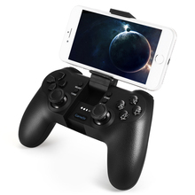 GameSir T1s 2.4GHz Wireless Bluetooth 4.0 Gamepad for Android / Windows / PS3 System Game Controler With Bracket
