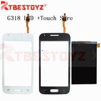 RTBESTOYZ Para Samsung Tendência Galaxy Lite 2 G318H SM-G318H G318 Display LCD + Digitador Da Tela de Toque Sensor de Peças de Reposição