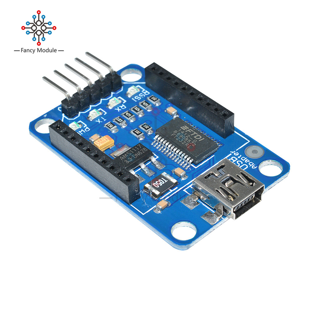 Mini BTBee Bluetooth Bee USB à port Série Xbee Adaptateur Module Pour Arduino FT232RL