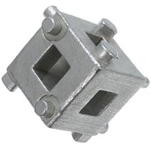 цена на 1pc Hot 3/8 Auto Vehicle Rear Disc Brake Piston Caliper Wind Back Cube 3/8 Disc Brake Piston Cube Carbon Steel Metal Car Tool