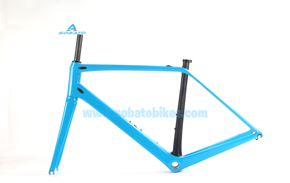 Di2 and mechanical  carbon road frame 2016 Carbon Road Frame UD Carbon Fiber Bicycle Frame 49/52/54/56/58cm bontrager 26 2 2 52 54 купить шину