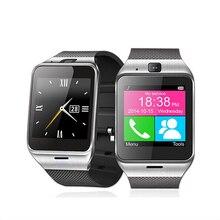 Bluetooth Smart Watch Smartwatch Für iPhone Android Smartphone Wasserdicht Pedometer Tragbares Gerät Mit SIM Einbauschlitz