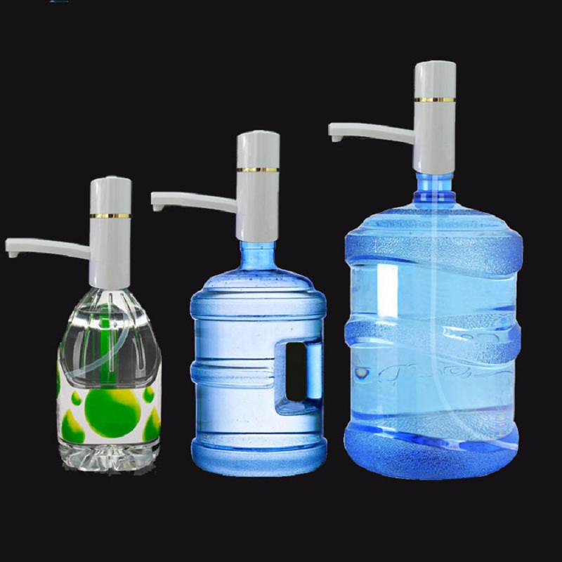 Dianla Water Dispenser  Suction Portable Drinkware Tools Wireless Pump Rechargeable Electric Water Pump Dispense Drinking Water jiqi bottled bucket water dispenser fountain electric automatic drinking water pressure pump suction drinkware tools with filter