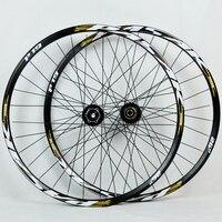 Пасак MTB горный велосипед мягкий хвост горные AM через оси Ось запечатаны подшипника колеса колесная 20*110 мм 12*142 мм обода