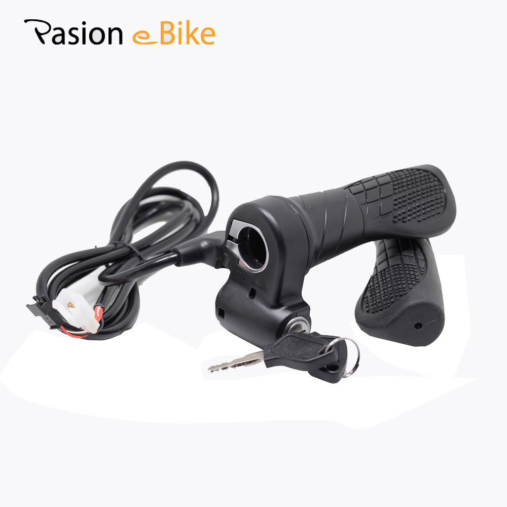 электрический велосипед дроссельной заслонки