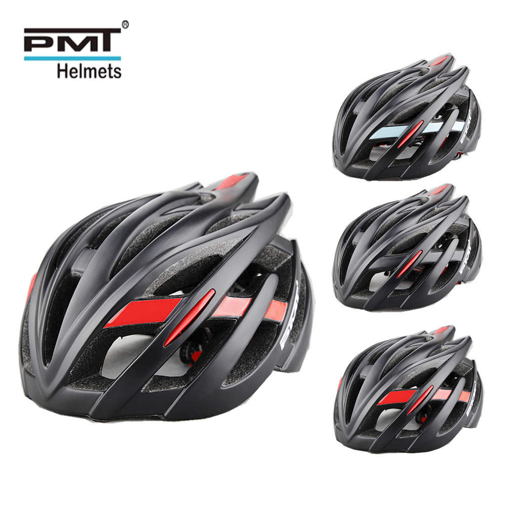 PMT Breathable Ultralight In mold Bicycle Helmet Ventilation Road Mountain MTB Bike Helmet Super Large Size