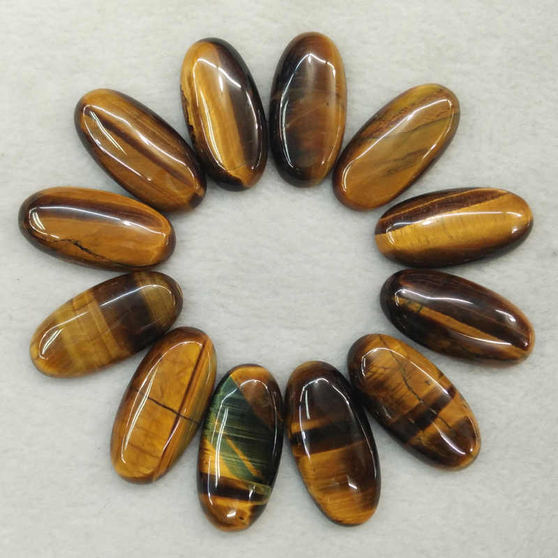 Natural tiger eye rectangle shape  for jewelry cabochons stone loose gemstone top quality handmade gemstone jewelry 24x14x5m  20.cts
