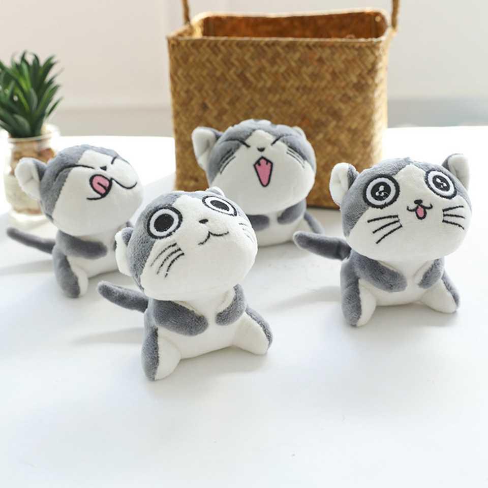 Peluche Animal doux poupée chat Kawaii doux jouets Peluche enfants jouet en Peluche animaux en Peluche doux peluches jouets pour enfants cadeaux d'anniversaire