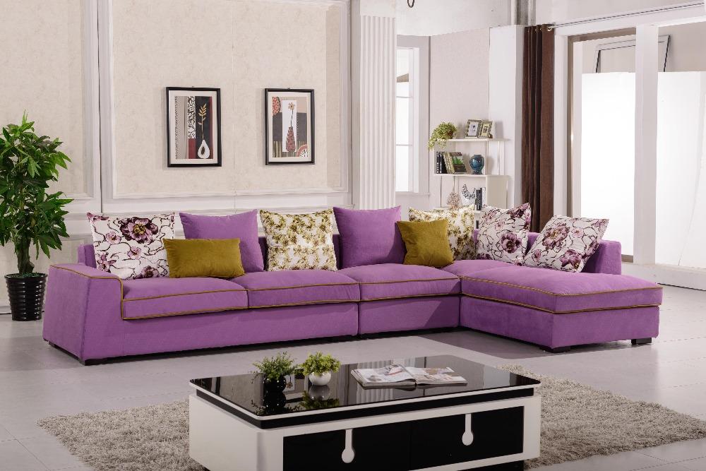 sof de la tela con buen almohadas 0411 af1038