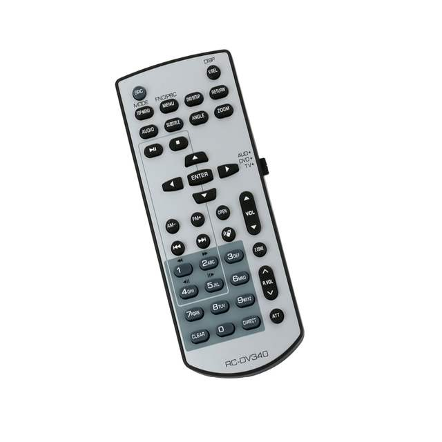 New RC-DV340 Remote Control fit for KENWOOD DDX318 DDX470 DDX514 DDX419