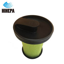 1 упаковка Бесплатная доставка моющиеся зеленый фильтр для пылесоса для Gtech AirRam Mk2/AirRam Mk2 K9 пылесос части