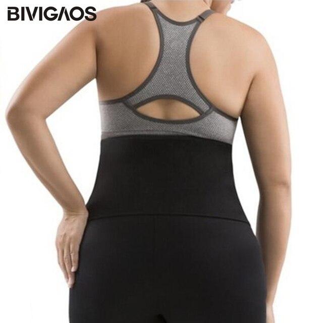 Neoprene Bodycare Workout Belt Abdomen Waist Trainer Body Shaper Slimming Belt Shapewear Health Sweat Waistbelt For Women Men 1
