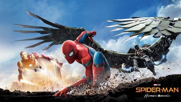 《蜘蛛侠:英雄归来》超清1080P资源百度云在线下载