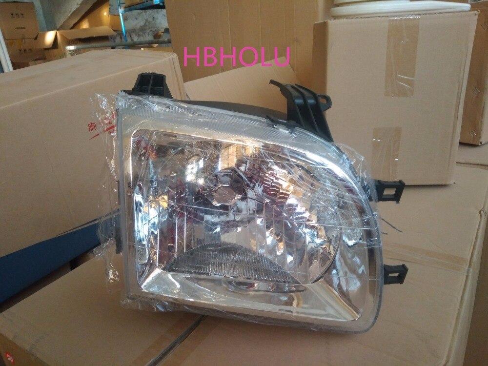 Head Light lamp 4121020-2000  4121020-2400 for ZX Grand Tiger RH