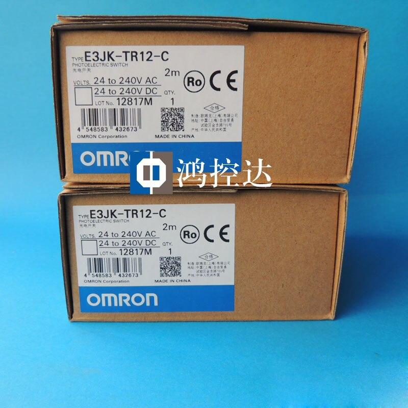 New Photoelectric E3JK-5M1-N Discontinued E3JK-TR12-C 2M