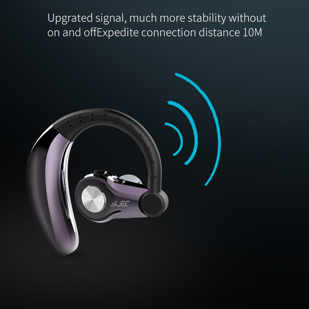 Letine 2019 Sport Earphone T9D Sport Bluetooth Headset Music Earbuds with Microphone Headphone for Driving Car Use in Bluetooth Earphones Headphones from Consumer Electronics
