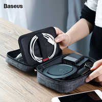 Baseus Phone Bag Case For iPhone Xs Max Xr X 8 7 6 6s Samsung S10 A7 Xiaomi Mi 9 8 Huawei Fabric Cloth Phone Pouch Storage Cover