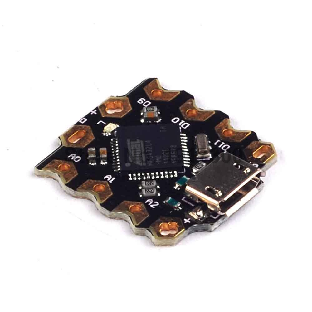 1pcs Beetle Controller Coin size Leonardo ATmega32u4 for font b Arduino b font Free Shipping