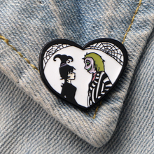 DMLSKY Brooch Cartoon Enamel Pins For Women Men Backpack Personality Kids Pin Charm Jewelry M3312