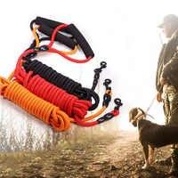 Haustier Hund Leine kleine Große Welpen Hund Leine Rückruf Training Tracking Gehorsam Lange Linie Blei Berg Klettern Seil 2 m 3 m 5 m 10 m